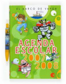 Mrnice.mx Agenda Escolar 07/08 El Barco De Vapor (Edad Entre 8 Y 12 Años) Image