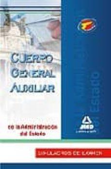 Relaismarechiaro.it Simulacros De Examen Del Cuerpo General Auxiliar De La Administra Cion Del Estado Image