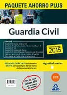 Valentifaineros20015.es Paquete Ahorro Plus Guardia Civil 2015 Image