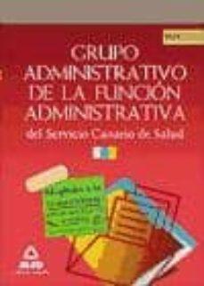Permacultivo.es Grupo Administrativo De La Funcion Administrativa Del Servicio Ca Nario De Salud. Test Image