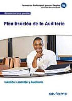Permacultivo.es Uf0317. Planificacion De La Auditoria. Certificado De Profesionalidad Gestión Contable Y Auditoría. Familia Profesional Administracion Y Gestion Image