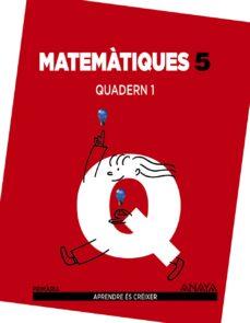 Encuentroelemadrid.es Matemàtiques 5. Quadern 1. 5º Tercer Ciclo Image
