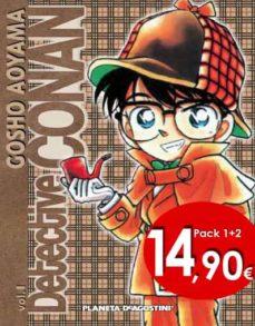 Ojpa.es Pack Detective Conan Nueva Edicion Nº 1 + 2 Especial 14,9 Image