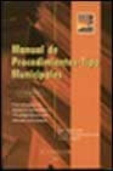 Ojpa.es Manual De Procemientos-tipo Municipales (2ª Ed.) Image