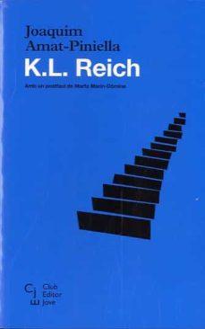 Descargar ebook format epub K.L.REICH RTF CHM FB2 9788473291798 (Literatura española)
