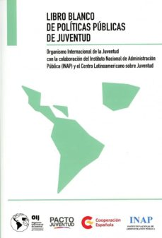 Javiercoterillo.es Libro Blanco De Políticas Públicas De Juventud Image