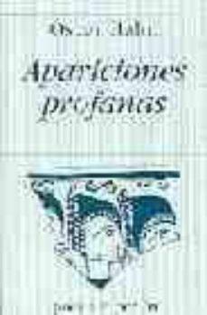 apariciones profanas-oscar hahn-9788475177298