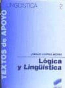 logica y lingüistica-joaquin garrido medina-9788477380498