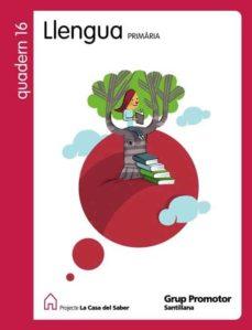 Relaismarechiaro.it Quadern Llengua 16saber Ed.2009 6-1º Primariacatala Image