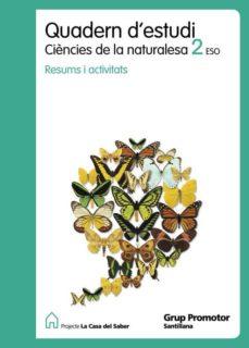 Eldeportedealbacete.es Quadern Estudi C Natur Catal Ed.2010 2º Eso Image