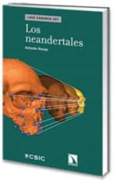 los neandertales-antonio rosas-9788483194898
