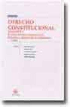 Permacultivo.es Derecho Constitucional (Vol. I): El Ordenamiento Constitucional, Derechos Y Deberes De Los Ciudadanos (6ª Ed.) Image