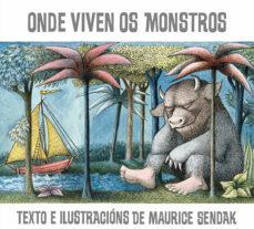 onde viven os monstros-maurice sendak-9788484648598