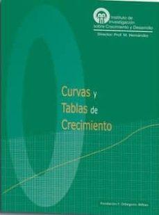 Descargar amazon kindle books a la computadora CURVAS Y TABLAS DE CRECIMIENTO (3ª ED.) de MANUEL HERNANDEZ RODRIGUEZ