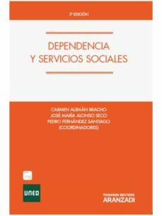 dependencia y servicios sociales (2ª ed.)-carmen aleman bracho-9788490148198