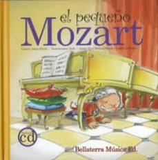 el pequeño mozart (incluye cd)-anna obiols-9788493316198