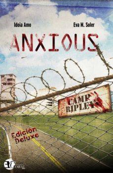 Descargar libros de texto electrónicos gratis. ANXIOUS I 9788494544798