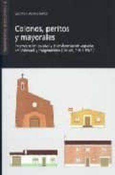Ojpa.es Colonos, Peritos Y Mayorales. Intervencion Estatal Y Transformacion Agraria En Valmuel Y Puigmoreno.teruel, 1951-1971 Image