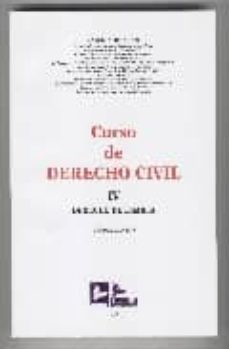 Cdaea.es Curso De Derecho Civil (Iv): Derecho De Familia (10ª Ed) Image