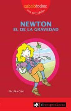 Padella.mx Newton El De La Gravedad (Sabelo Tod@s) Image