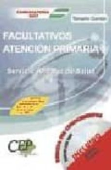 Permacultivo.es Facultativos De Atencion Primaria: Servicio Andaluz De Salud (Sas ): Temario Comun Image