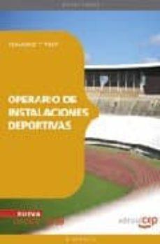 Upgrade6a.es Operario De Instalaciones Deportivas. Temario Y Test Image