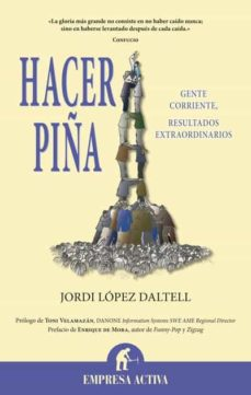 hacer piña (ebook)-jordi lopez daltell-9788499444598