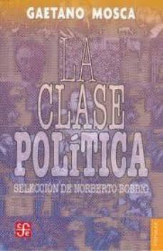 Valentifaineros20015.es La Clase Politica (2ª Ed.) Image