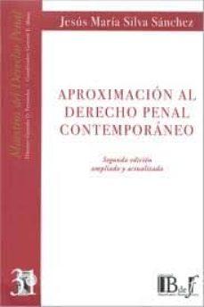 Descargar APROXIMACION AL DERECHO PENAL CONTEMPORANEO gratis pdf - leer online