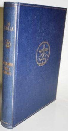 Colorroad.es La Bíblia. Versió Dels Textos Originals I Comentari Pels Monjos De Montserrat. Vii I Y Ii Dels Paralipòmens. Esdras - Nehemias Image