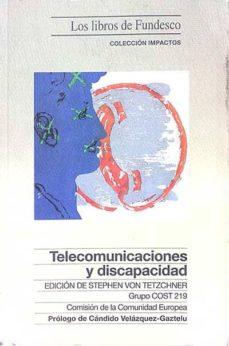TELECOMUNICACIONES Y DISCAPACIDAD - VV. AA. |