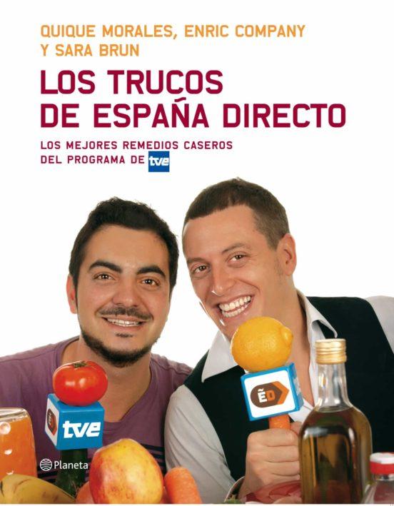 Los Trucos De España Directo De Patricia Conde Casa Del Libro