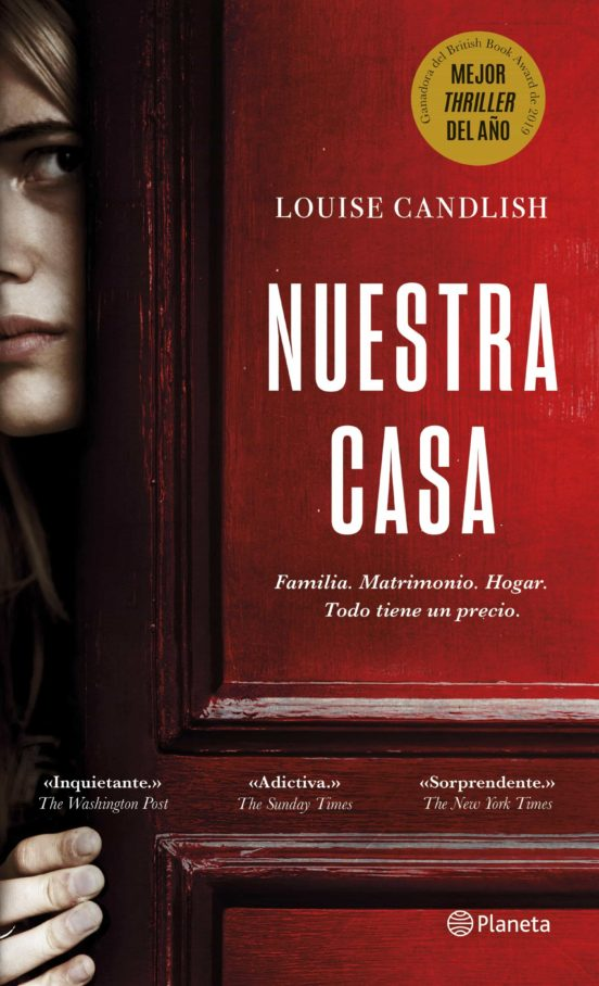 nuestra casa (ebook)-louise candlish-9788408242048