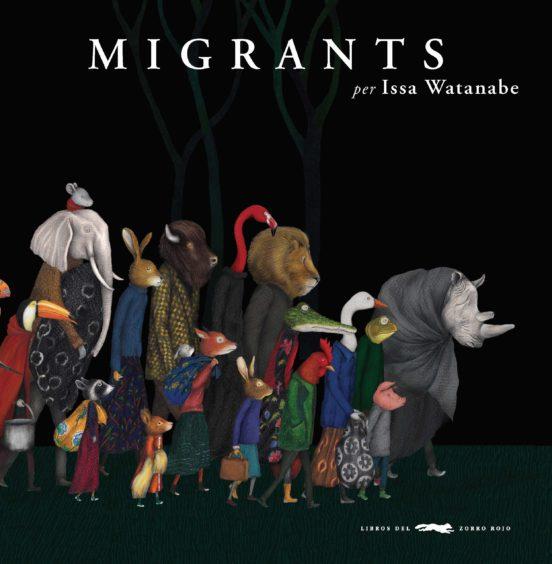 MIGRANTS | ISSA WATANABE | Comprar libro 9788494990458
