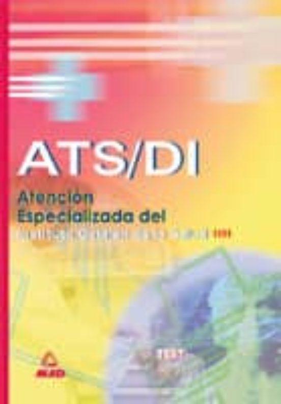 ATS-DI ATENCION ESPECIALIZADA DEL INSTITUTO CATALAN DE LA SALUD: TEST