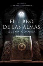 el libro de las almas (biblioteca de los muertos 2)-glenn cooper-9788425346088