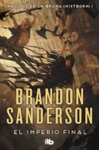 nacidos de la bruma 1: el imperio final-brandon sanderson-9788498726138