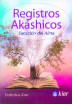 registros akashicos: sanacion del alma-claudia federica zosi-9789501742558