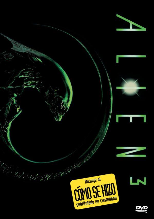 alien 3 - dvd --8420266990358