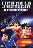 liga de la justicia - el paraiso perdido-7321926241531