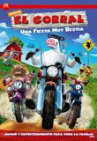 el corral una fiesta muy bestia (dvd)-8414906805409