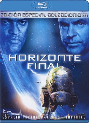 horizonte final: edicion especial coleccionista (blu-ray)-8414906562692
