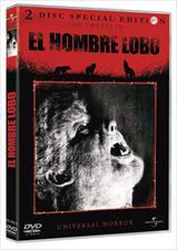 el hombre lobo: edicion especial 2 discos-5050582739589