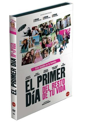 el primer dia del resto de tu vida  dvd-8437008827599