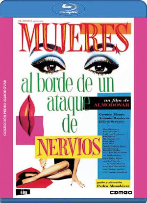 mujeres al borde de un ataque de nervios: coleccion pedro almodov-8436027576983