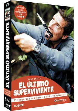 el ultimo superviviente: segunda temporada completa-8436022297869