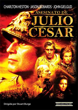 asesinato de julio cesar (dvd)-8436531831547