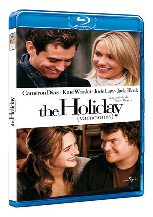 the holiday (vacaciones) (blu-ray)-5050582790788