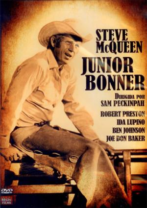 junior bonner (el rey del rodeo) (dvd)-8436037887963
