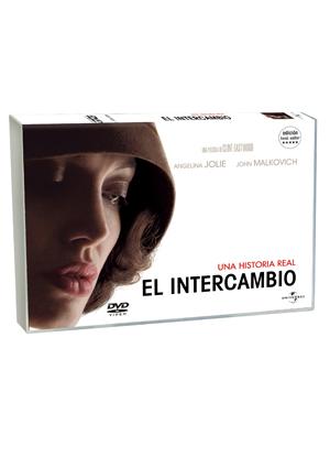 el intercambio: edicion best seller (dvd)-5050582802610